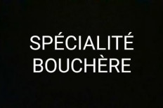 Spécialité Bouchère
